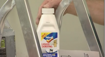 Product Review – Liquid Sanding