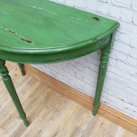 green-vintage-french-demi-lune-console-table-7
