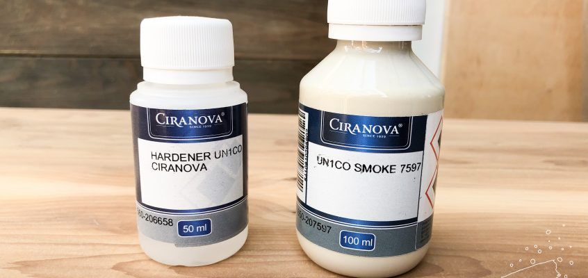 Product Review – Ciranova UN1CO Stain & Oil