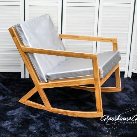 Glasshouse-Girl-Off-My-Rocker-Silver-Leatherette-Modern-Rocking-Chair-2