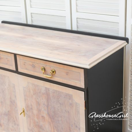 Glasshouse Girl Yew Sideboard