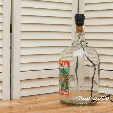 Glasshouse-Girl-Cassis-Guyot-Bottle-Lamp-10