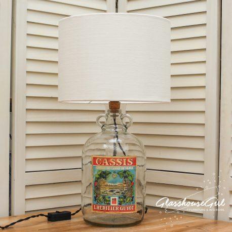 Glasshouse-Girl-Cassis-Guyot-Bottle-Lamp-4