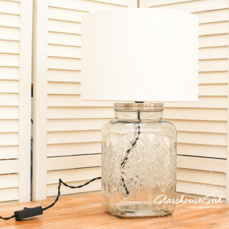 Glasshouse Girl Moroccan Jar Lamp