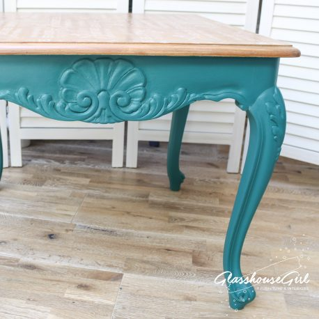 Nolte te Bastardes Coffee Table Serena Teal