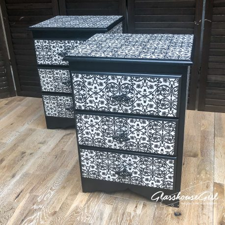 glasshouse-girl-black-white-floral-monochrome-pattern-solid-pine-bedside-cabinets-10