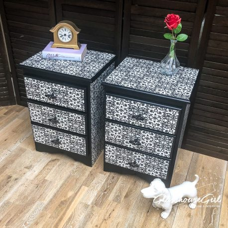 glasshouse-girl-black-white-floral-monochrome-pattern-solid-pine-bedside-cabinets-8
