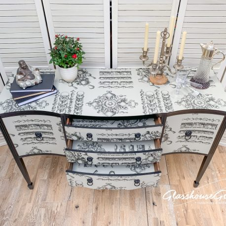 glasshouse-girl-lacroix-la-main-au-collet-upcycled-serpentine-bow-front-sideboard-14